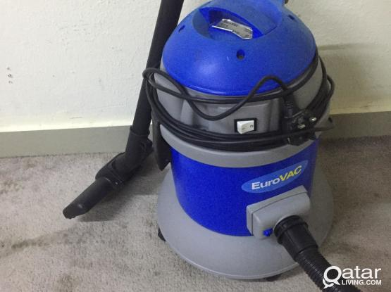 Euro vacuum cleaner  made in ITALY
