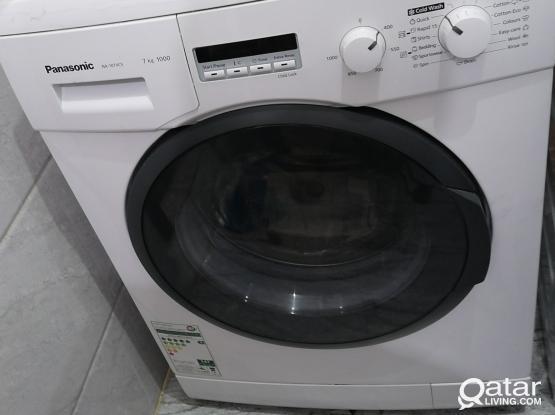Panasonic Front load Washing machine 1 Year Old