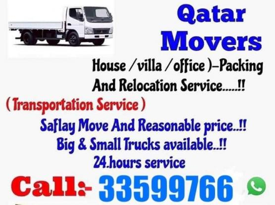 Doha movers packers Carpenter transportation
