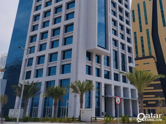 Brand New 125 Sqm to 300 Sqm Office Space Available in Lusail with Sea view