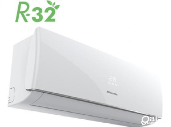 Hisense 7 star energy rating split Brand New AC