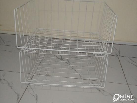 IKEA kitchen wall Rack for sale two pieces