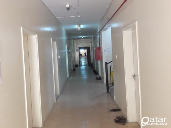 Labor Camp 144 Rooms @ saniya 50