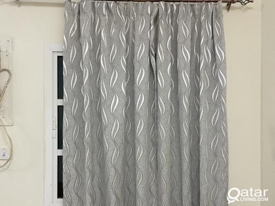 Curtain 11 Pieces High Quality  New Ones
