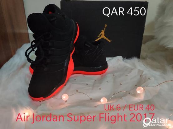 Air Jordan Super Flight 2017