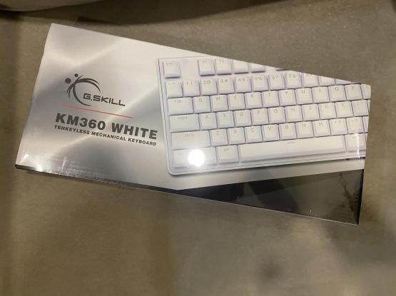 G. Skill Mechanical Keyboard TKL NEW