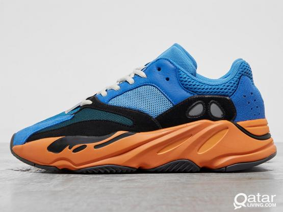 Adidas YEEZY 700 Bright Blue
