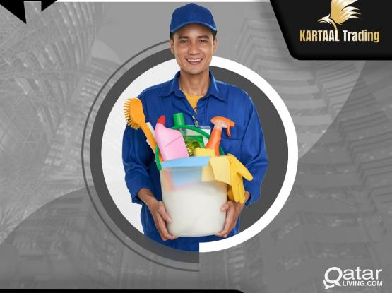 MAINTENANCE & CLEANING SERVICE