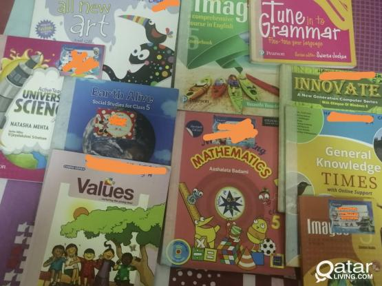 CBSE grade 5 Books Full set