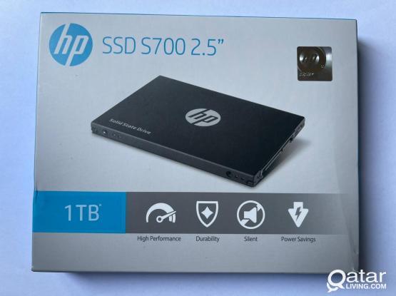 """New HP SSD 1TB 2.5"""""""