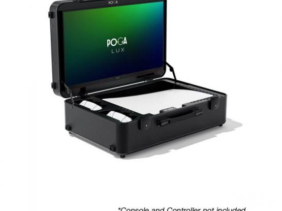"POGA Lux Black 24"" Portable Monitor For PS5"