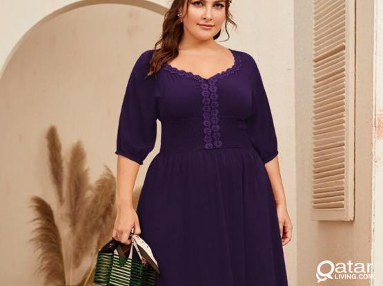 Curve/Plus Size Dress/Pajama