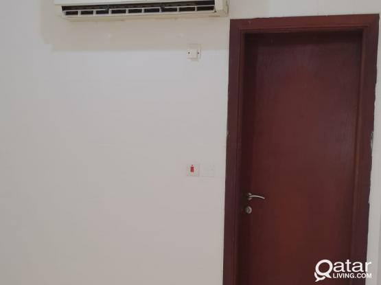 Studio room for Rent near Tawar mall Strictly for Small Family & Ladies Only