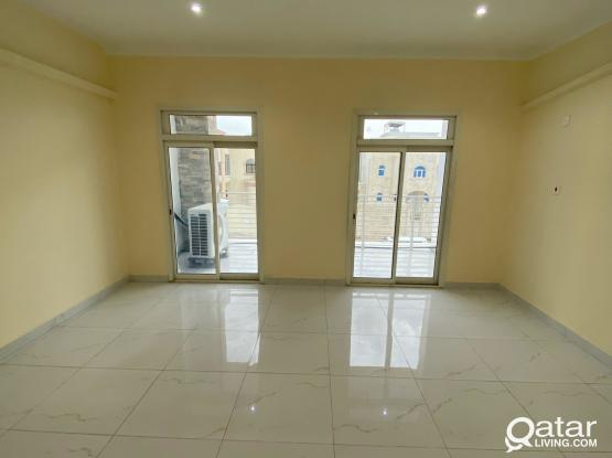 Deluxe 2BHK with Big Balcony in Muaither - No Commission