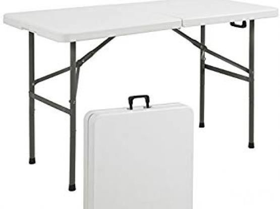 FOLDING TABLE BRAND NEW SIZE 180 CM - CALL OR WHATS APP -77850533