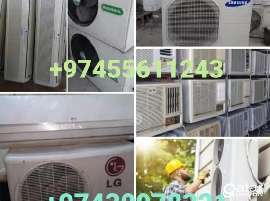 all kinds of Ac fixing and repairing. AC buy and sale. Please call 55611243