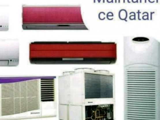 Jamena Ac Maintanence Qatar