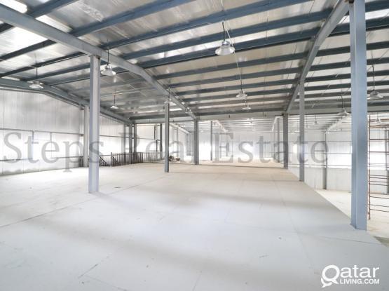 850sqm Warehouse Barakath al Awamer
