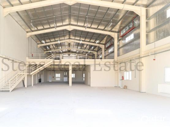 Move In Ready Warehouse At Birkaat Al Awamer