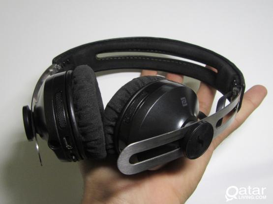 Sennheiser MOMENTUM M2 Bluetooth on-ear wireless headphones