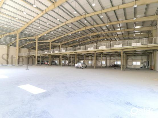 Warehouse For Rent & Offices & Accommodation