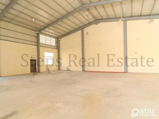 Warehouse + Labor rooms @ Birkat Al Awamer