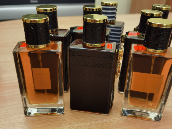 Perfumes for lovers of oriental scents
