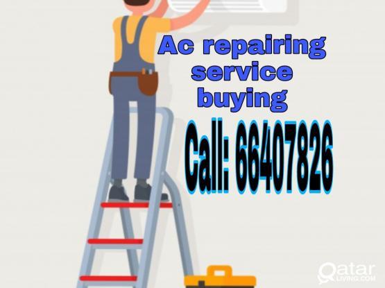 Ac  repairing service maintenance buying... Call:66407826