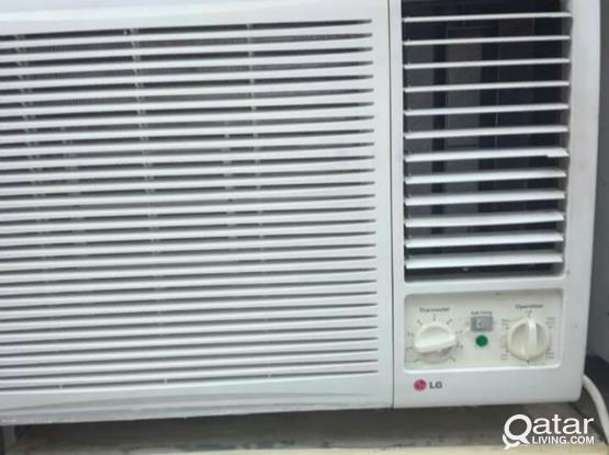 Bast of Qatar, WINDOW LG AC FOR SALE GOOD QUALITY