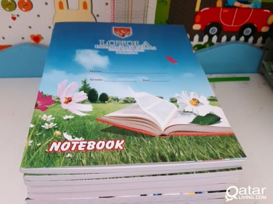 Loyola International, Qatar Grade III School Books