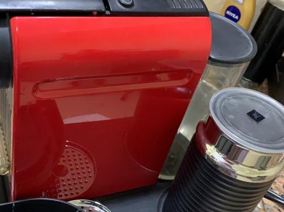Nessprso Coffe Machine
