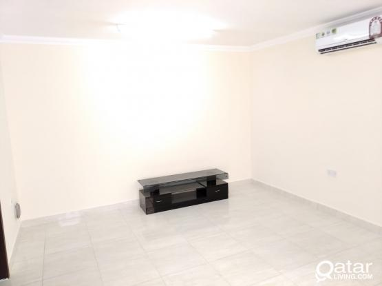Brand New type and Spacious 1 Bedroom villa apartment available at Ain Khalid Near Oscar Academy -1
