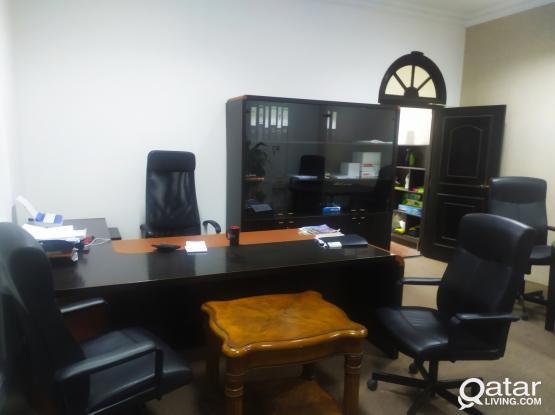 Office Space for rent(Fully Furnished)