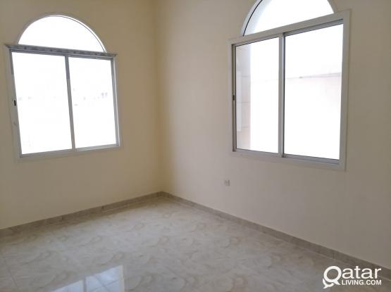 Brand New type and Spacious One bedroom villa apartment at Ain Khalid Near Oscar Academy
