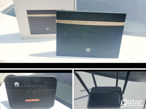 Huawei 4g and 5g router
