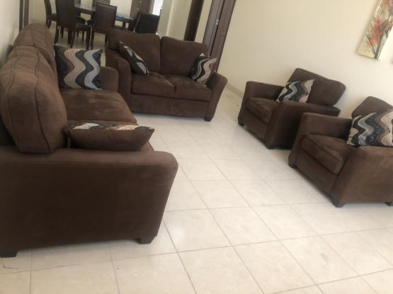 Sofa For Sale 3+2+1+1 =7 Setter
