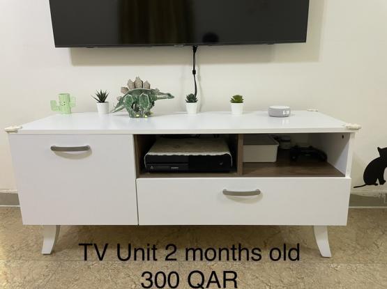 Home Center TV Unit