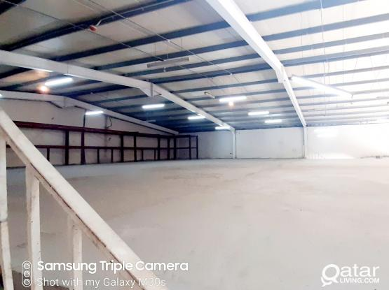 700 SQM STORE FOR RENT
