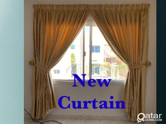 House curtain, Roller- Blind- Vertical- Blackout