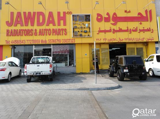 car repair centre