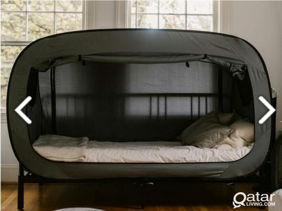 Privacy Bed Tent....For single bed