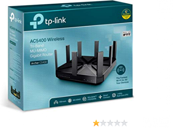 LOOKING FOR PERFECT CONDITION AC 5300 OR AC5400 ROUTER