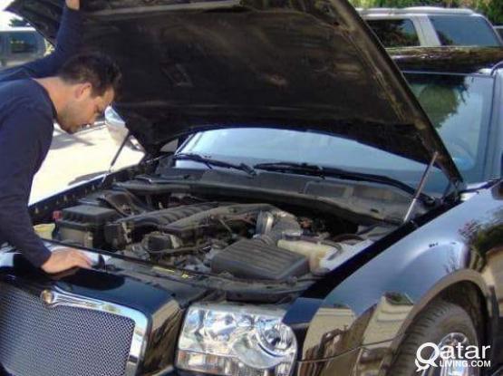 CAR AC REPAIRING