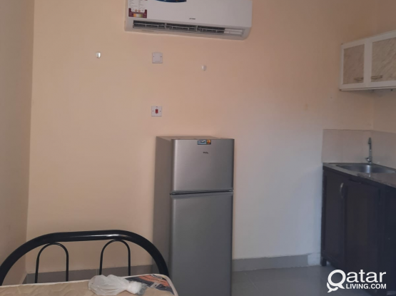 Male bedspace available for two months