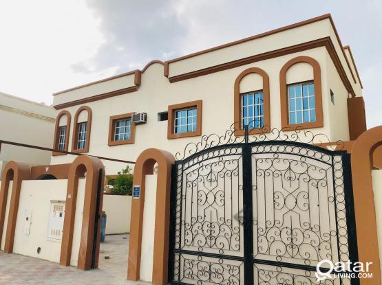 SEMI COMMERCIAL VILLA FOR RENT IN WAKRAH ( BOULEVARD BUILDING )