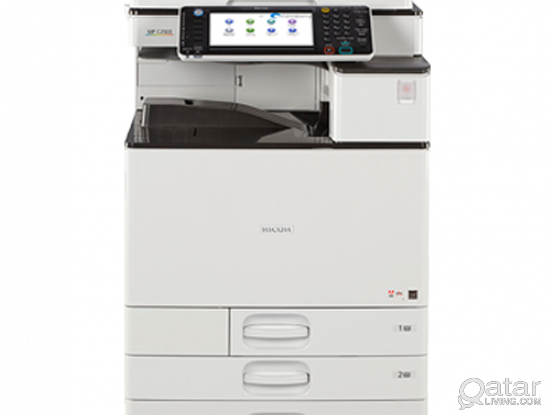 Rental Photocopier and Printer