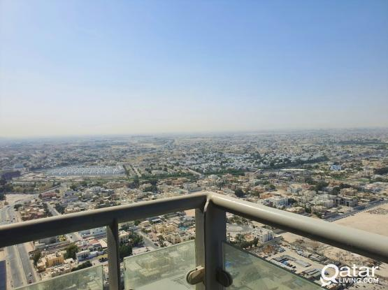 BREATHTAKING VIEW|2BED|WEST BAY| 2 BALCONIES