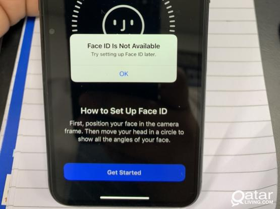 Apple Iphone X 256GB Grey Black