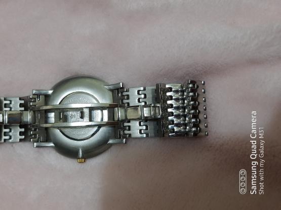 Original Spectrum stainless watch