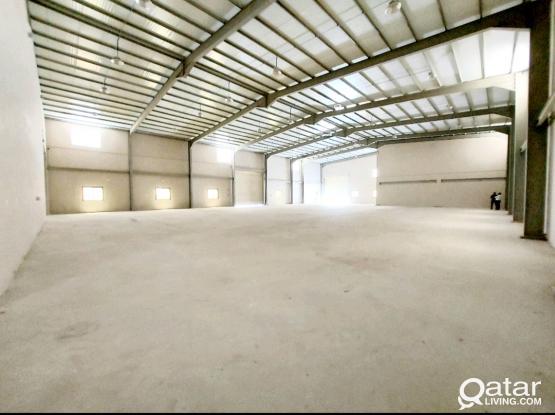 BRAND NEW 3800 SQM STORE FOR RENT IN BIRKAT AL AWAMEER